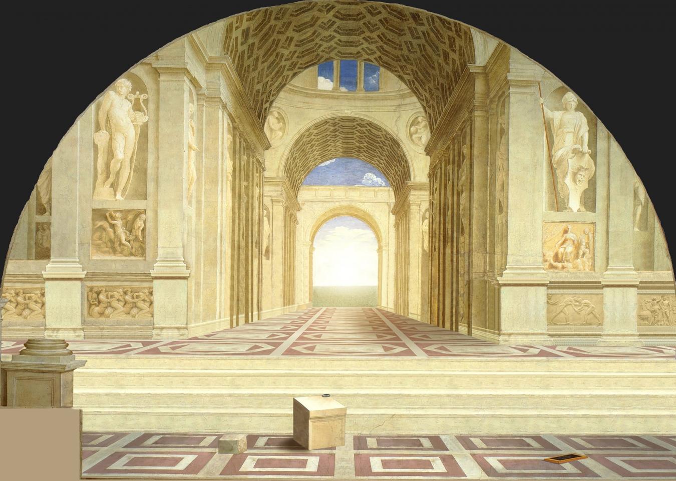 """""""La escuela de Atenas"""" de Rafael Sanzio - TIENDA - Tienda David Bokeh"""