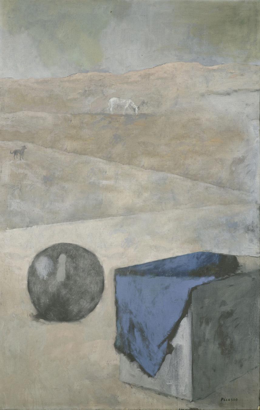 """""""La acróbata de la bola"""" de Pablo Picasso - TIENDA - Tienda David Bokeh"""