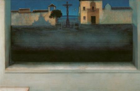 """""""La Buenaventura"""" de Julio Romero de Torres"""
