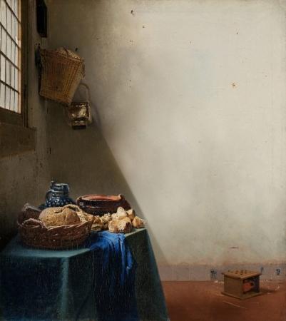 """""""La lechera"""" de Johannes Vermeer"""