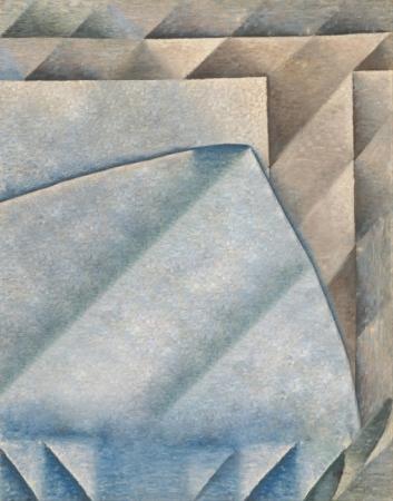 """Retrato de Pablo Picasso"" de Juan Gris"