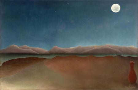 """""""La gitana dormida"""" de Henri Rousseau"""