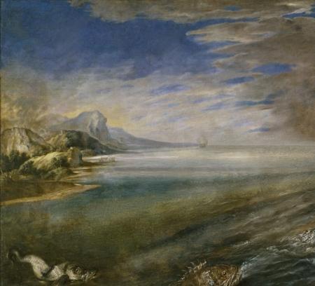 """El Rapto de Europa"" de Peter Paul Rubens"