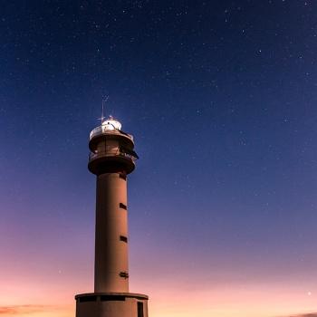 Cassiopeia's lighthouse