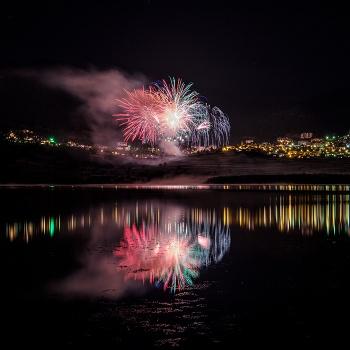 Fireworks @ Les Angles