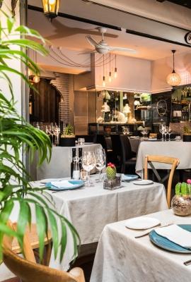 Professional photographer for restaurants in Marbella | Dani Vottero