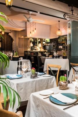 Témpora Restaurant | Dani Vottero, fotografía publicitaria para restaurantes en Marbella