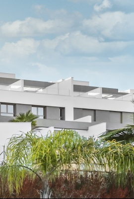 Dani Vottero, fotografo di architettura a Malaga | Horizon Golf, Taylor Wimpey