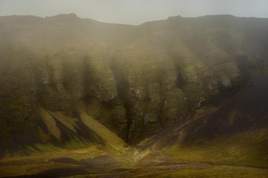 The Cliff (road to Eyja og Miklaholtshreppur, Vesturland Region - 2015)