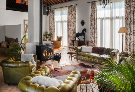 Dani Vottero, country and rural hotels photography in Andalusia