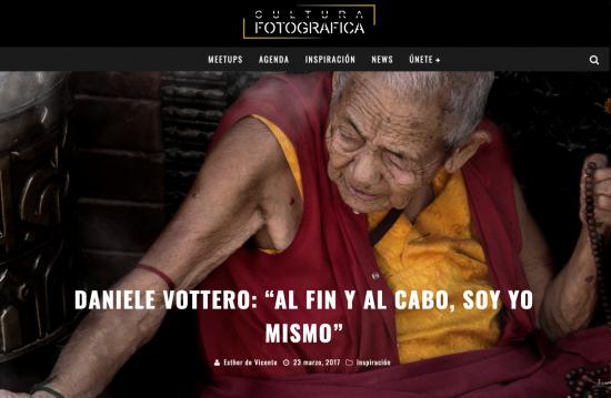 Cultura Fotográfica | Entrevista a Dani Vottero