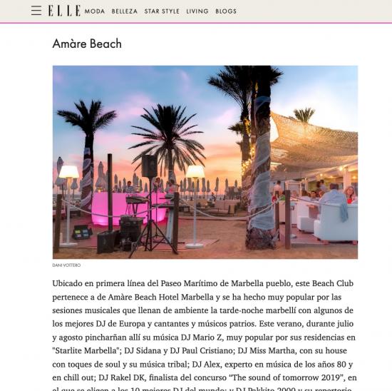 Revista Elle | Dani Vottero, fotografía editorial