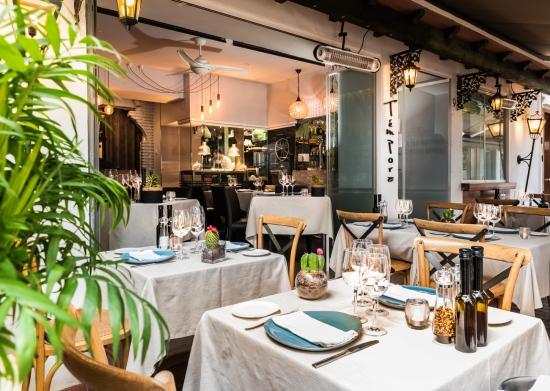 Témpora Restaurant | Dani Vottero, fotografia pubblicitaria per ristoranti a Marbella