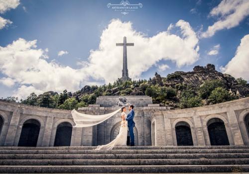 Artesano de La Luz - Boda en El Valle de los Caídos