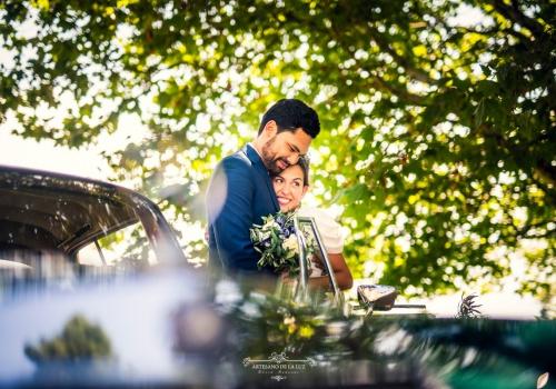 Artesano de La Luz - Foto de boda en la Dehesa de Pedrosillo