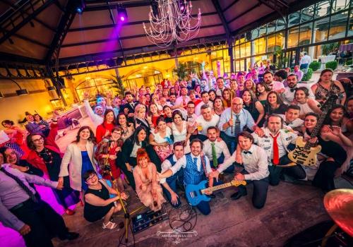 Artesano de la Luz - fotos de boda en la barra libre