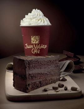 JUAN VALDEZ  promo tarta chocolate