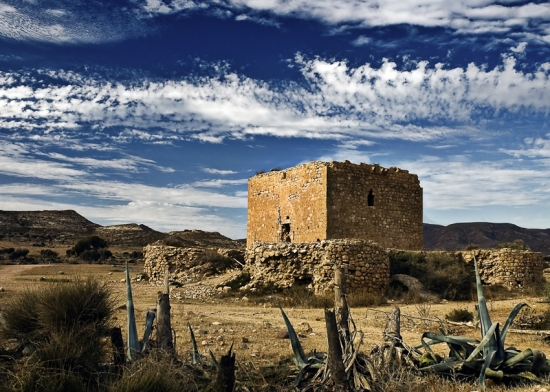 castillo de las alumbres