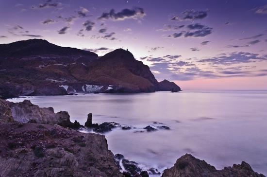 Punta Baja, P.N. Cabo de Gata, Nijar, Almeria 2012