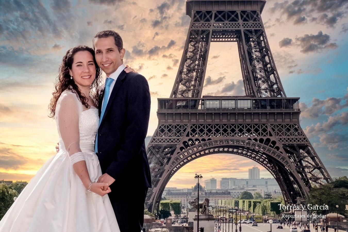 reportaje en París - Fotografías - Libros y reportajes de boda diferentes.