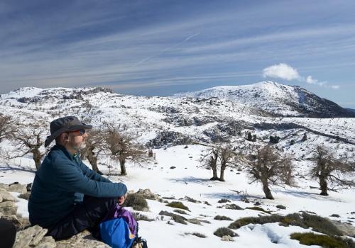 Sierra Nieves Ene-2020