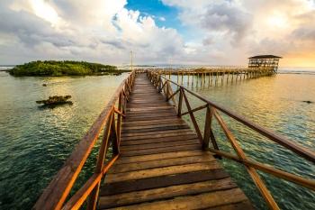 FILIPINAS SIARGAO ISLAND  CLOUD NINE