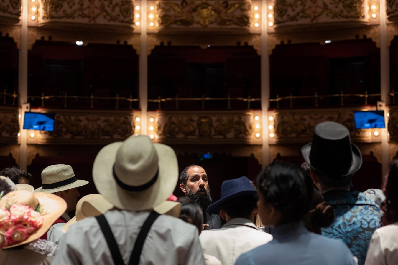 1903 El Musical - Eduard Serra documental cultura teatro theater Panamá