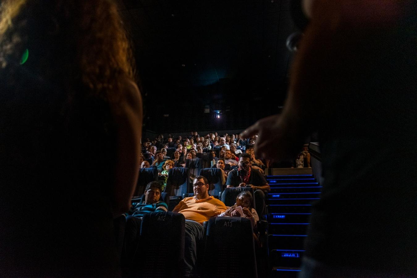 IFF PANAMÁ - Eduard Serra documental cultura cine Panamá