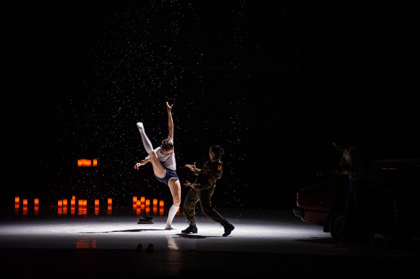 Prisma - Eduard Serra documental cultura danza dance Panamá