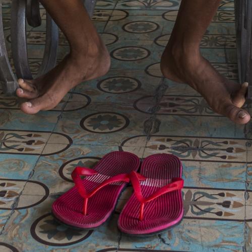 Casa de maternidad - Cuba
