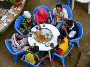 Inyera. Etiopía 2009.
