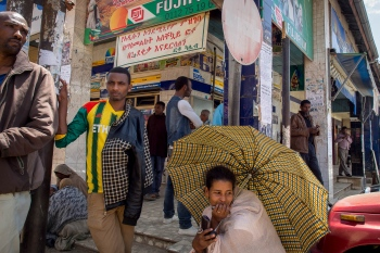 Historias del Merkato de Addis Abeba. Etiopía 2014.