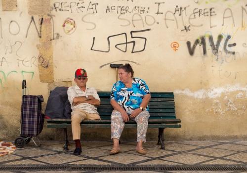 Nas ruas de Portugal