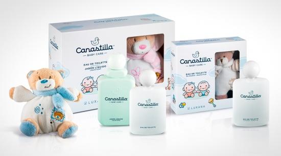 Colonias canastilla