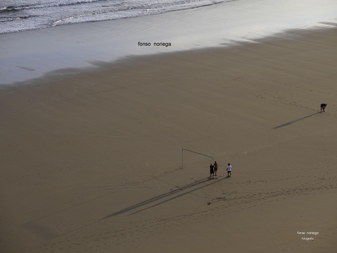 playa para todo - color - fonso noriega, fotógrafo