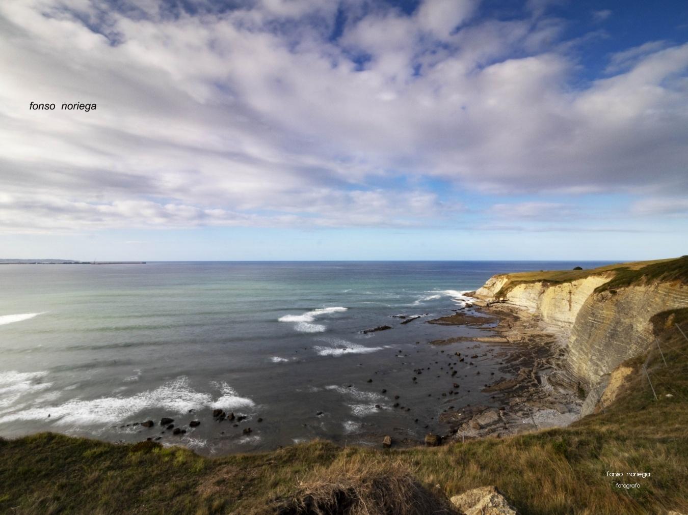 nubes y claros - color - fonso noriega, fotógrafo