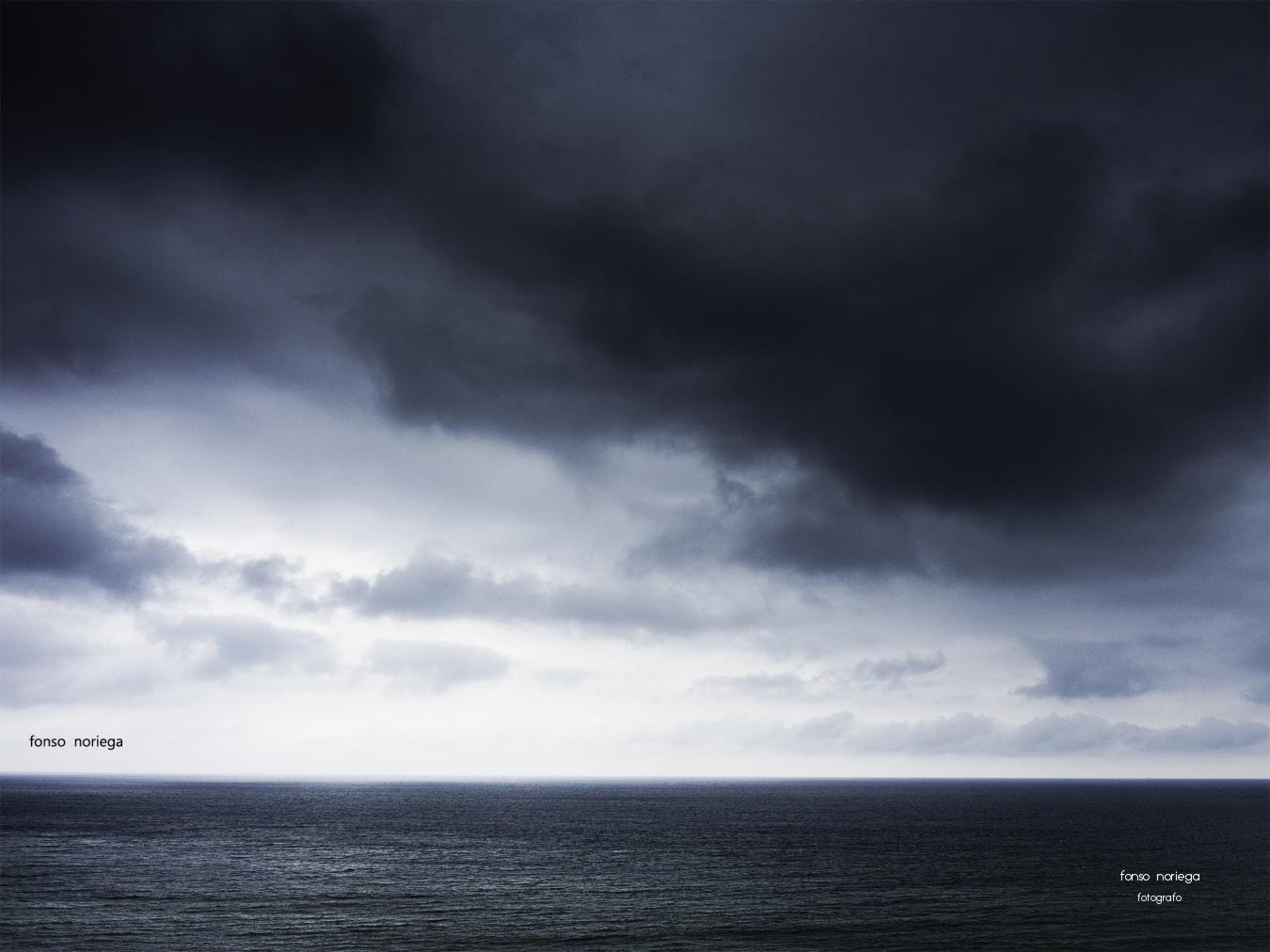 tormenta - color - fonso noriega, fotógrafo