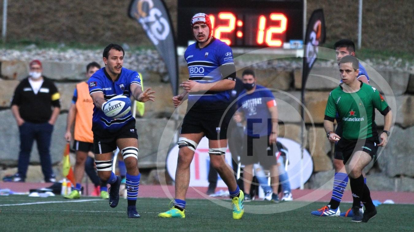 20/21 J02 StQ 17 vs 16 Gotics - Fotografia de Rugby,
