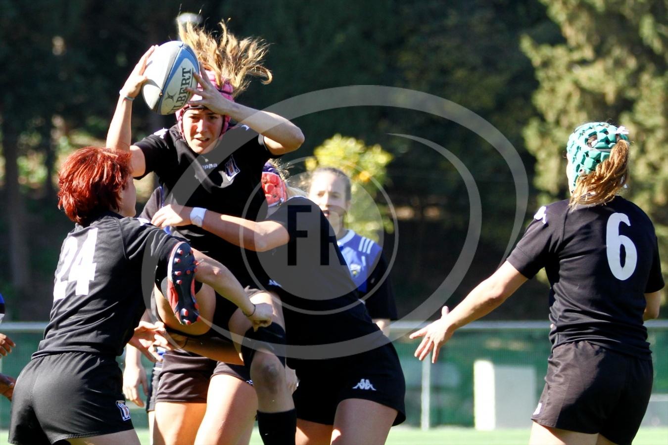 DHCF BUC 42 vs 12 StQ - Fotografia de Rugby