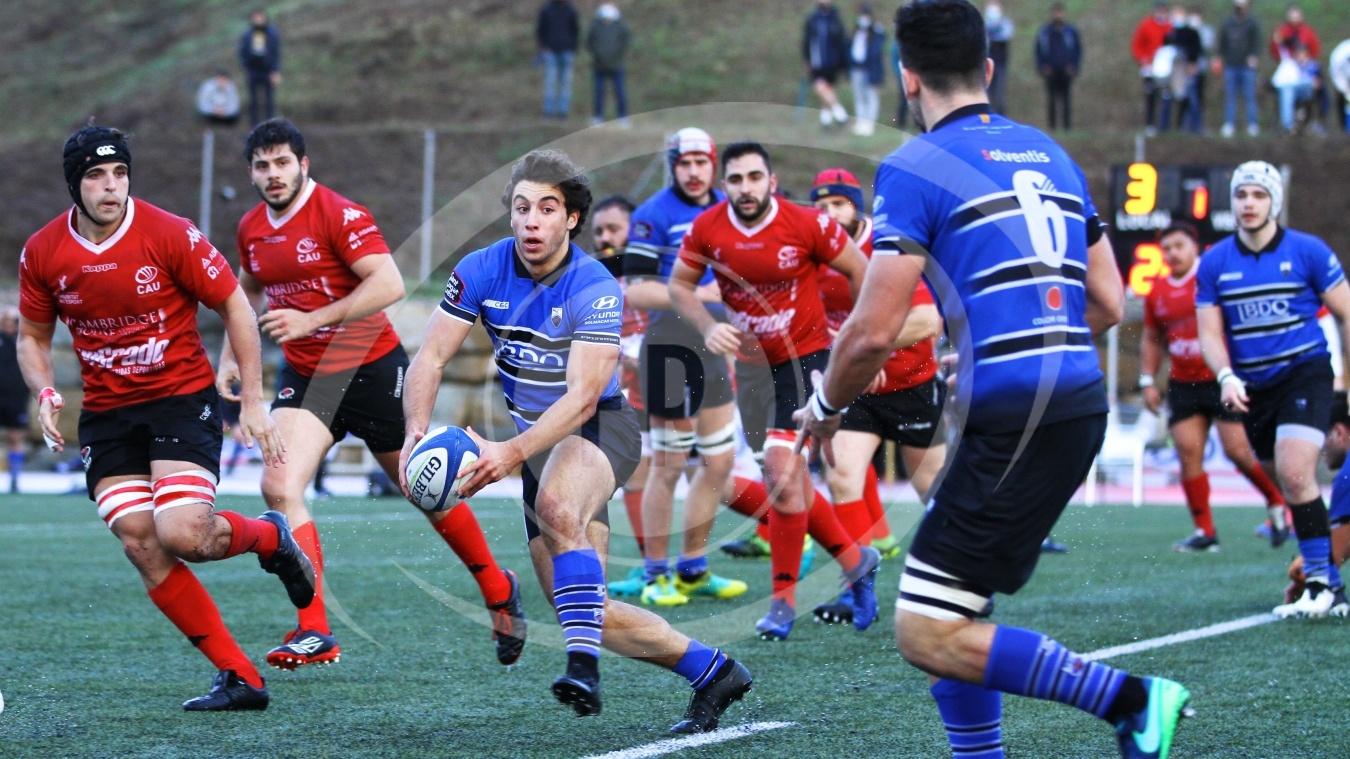 20/21 J04 StQ 9 vs 42 CAU - Fotografia de Rugby,