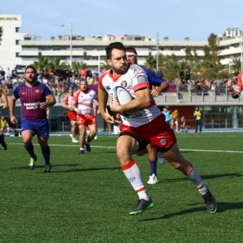 18/19 FCB Rugby vs Ordizia