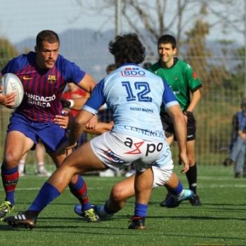20/21 J03 FCB 33 vs 14 Cisneros