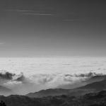 Cloud's sea