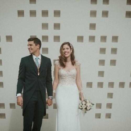 Isa y Jorge boda