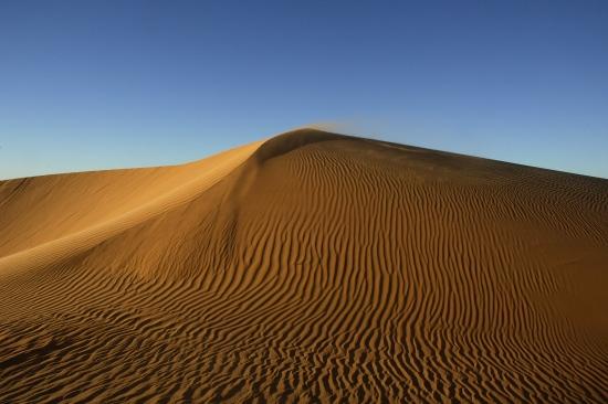 The sand trip