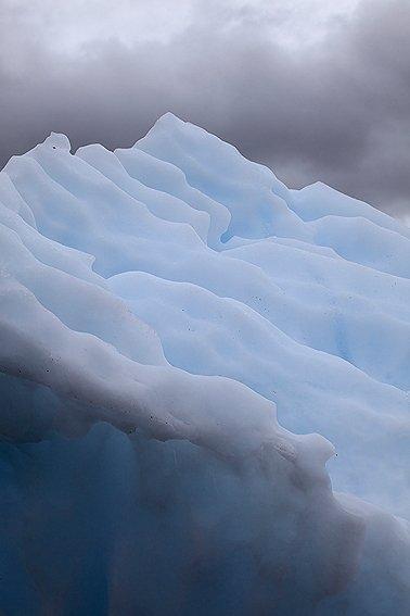 Columbia Glacier, Prince William Sound, Alaska, Junio 2010.