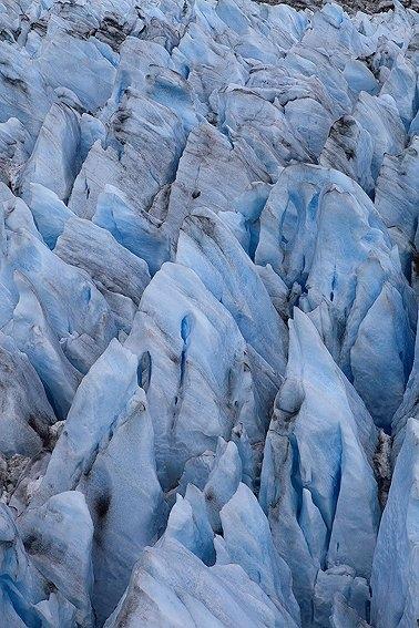 Colony Glacier, Alaska, Junio 2010.