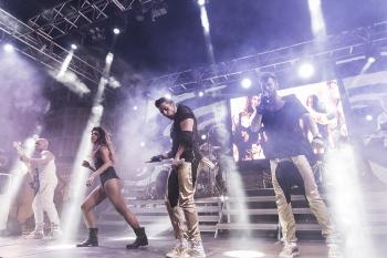 event music concert photographer in marbella malaga costa del sol