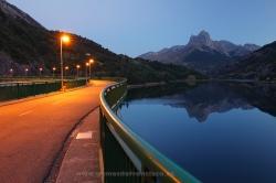Amanecer en el Valle de Tena (Huesca)