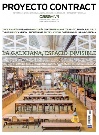PROYECTO CONTRACT | Mercado La Galiciana | Espacio Invisible